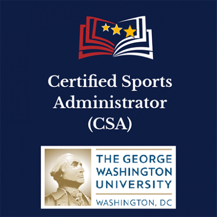 Certified Sports Administrator (CSA) Course Info