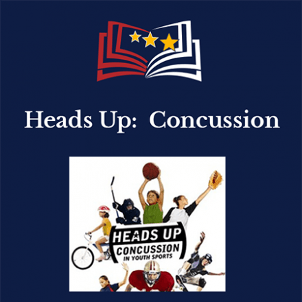Heads Up:  Concussion in Youth Sports Course Info