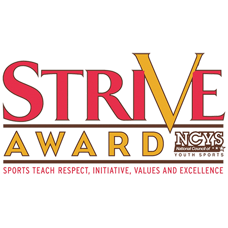 AIG & NCYS - Presenters of the STRIVE Award NCYS and AIG present the STRIVE...