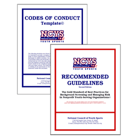 NCYS Child Safety Packet The NCYS Recommended Guidelines, 2nd Edition The Gold Standard of Best...