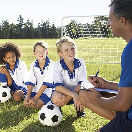 The Skills Learned in Sports are Critical Building Blocks for Young People to Become Successful...