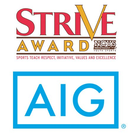STRIVE Award NCYS and AIG are proud to present the STRIVE Award for Organization of...